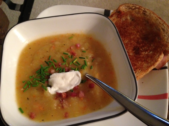 Pasta Soup With Potatoes, Pancetta, And Leeks Recipe ...